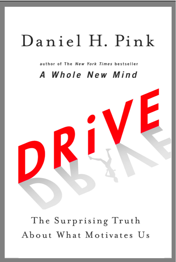 Drive, av Daniel H. Pink